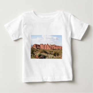Arcos parque nacional, Utah, los E.E.U.U. 6 Playera De Bebé