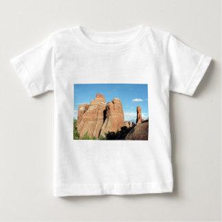 Arcos parque nacional, Utah, los E.E.U.U. 7 Playera De Bebé