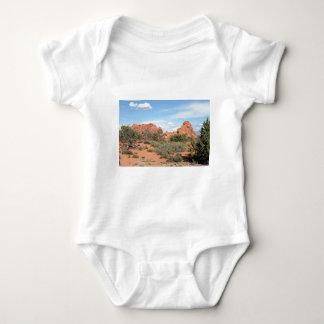 Arcos parque nacional, Utah, los E.E.U.U. 9 Body Para Bebé