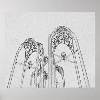Arcos Póster