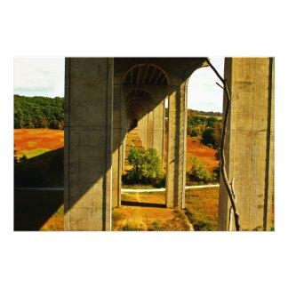 Arcos sin fin fotografía