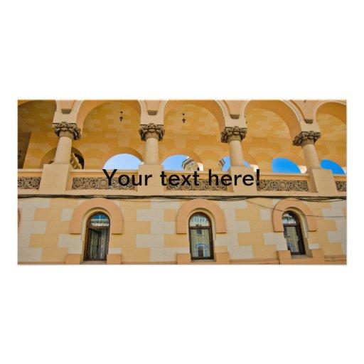 Arcos Tarjetas Con Fotos Personalizadas