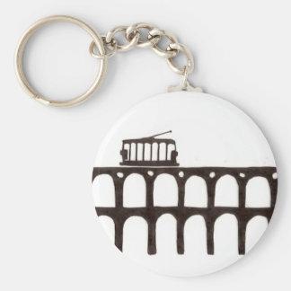Arcs of the Lapa Keychain