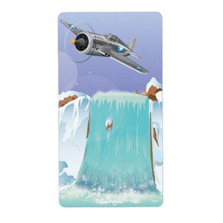 Arctic Adventure Label