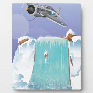 Arctic Adventure Display Plaque