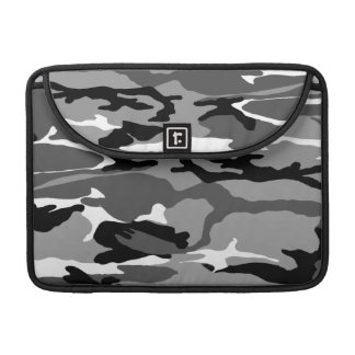 Arctic Camo Sleeve For MacBooks