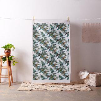 Arctic Camouflage Fabric