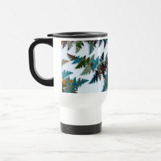 Arctic Camouflage Travel Mug