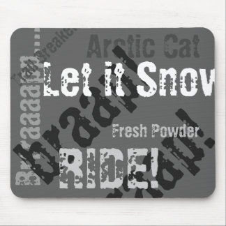 Arctic Cat Mouse Pad