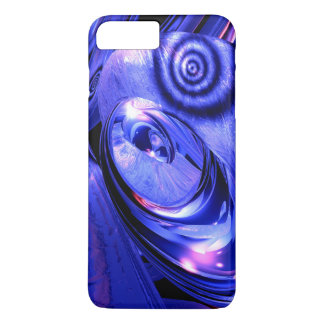 Arctic Chill Abstract iPhone 7 Plus Case