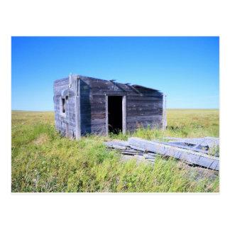 arctic circle cabin 09 postcard