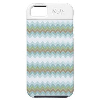 Arctic Colors Chevron Zigzag iPhone 5 Vibe iPhone 5 Covers