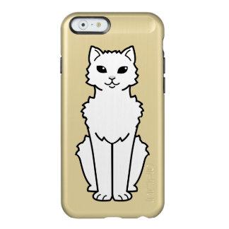 Arctic Curl Cat Cartoon Incipio Feather Shine iPhone 6 Case