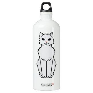 Arctic Curl Cat Cartoon SIGG Traveler 1.0L Water Bottle