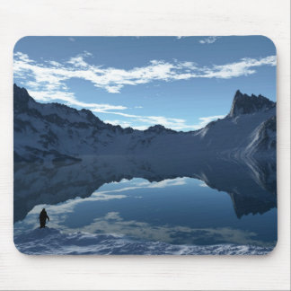 Arctic Day Mouse Pad