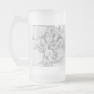 Arctic Defenders Frosted Mug