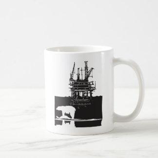 Arctic Drilling Coffee Mug