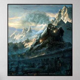 Arctic-Express Poster