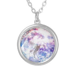 ARCTIC FOX 2.jpg Silver Plated Necklace
