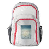 Arctic Fox Backpack