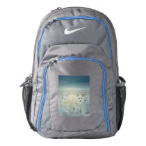 Arctic Fox Nike Backpack