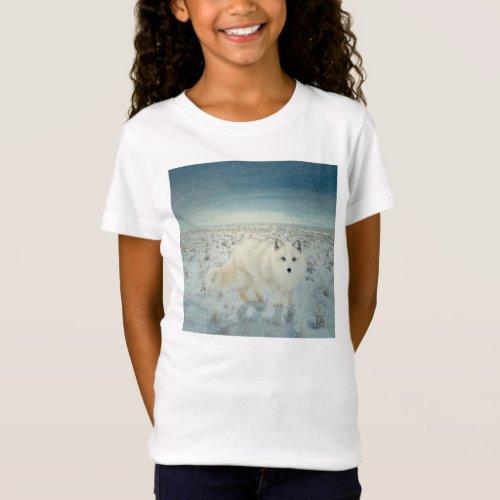 Arctic Fox T_Shirt