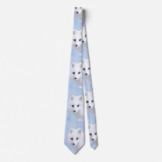 Arctic Fox Tie