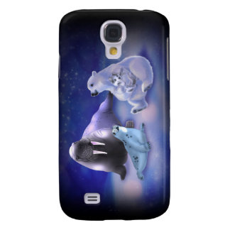 Arctic Friends Samsung Galaxy S4 Cover