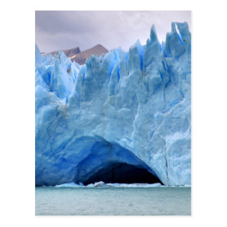 Arctic Glacier Naturescape Ice Postcard