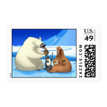 Arctic Jug Band Stamps