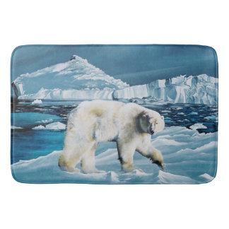 Arctic King Bathroom Mat