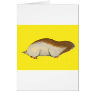 Arctic lemming card