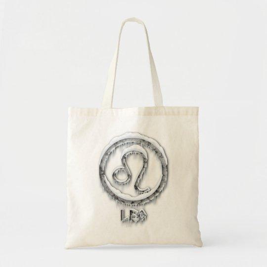Arctic Leo Tote Bag