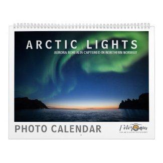 Arctic Lights 2022 Calendar