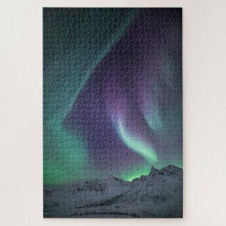 Arctic Lights Puzzle