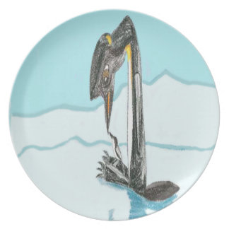 Arctic Love Song Dinner Plates