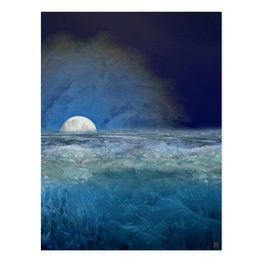 Arctic Magic Postcard