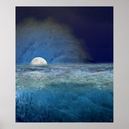 Arctic Magic Poster