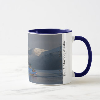 Arctic Mariner, Crab Boat in Dutch Harbor, AK Mug