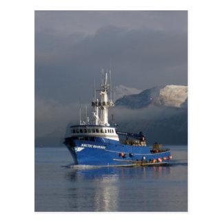 Arctic Mariner, Crab Boat in Dutch Harbor, AK Postcard