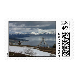 Arctic Nomades Tipi Postage