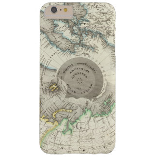 Arctic, Northern Hemisphere Barely There iPhone 6 Plus Case