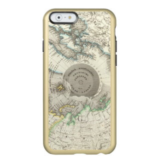 Arctic, Northern Hemisphere Incipio Feather Shine iPhone 6 Case
