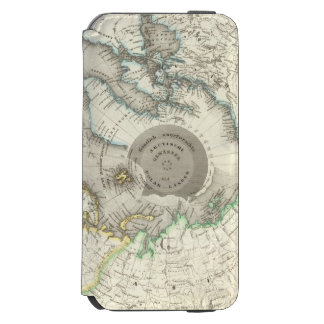 Arctic, Northern Hemisphere iPhone 6/6s Wallet Case