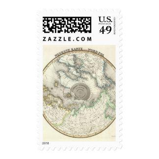 Arctic, Northern Hemisphere Postage Stamp