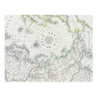 Arctic, Northern Hemisphere Postcard
