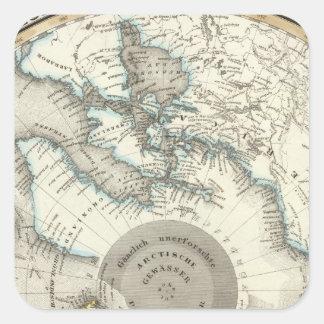 Arctic, Northern Hemisphere Sticker