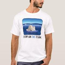Arctic Polar Bear T-Shirt