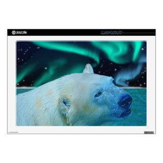 Arctic POLAR BEAR Wildlife Device Skin Decal For Laptop