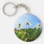 Arctic Poppies flowers Key Chains